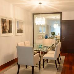 Sala comedor en San Isidro: Comedores de estilo  por Velú Studio