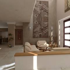 Sonora : Salas de estilo  por OLLIN ARQUITECTURA