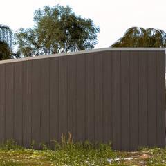 منزل خشبي تنفيذ Rhombus arquitectos,