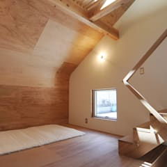 Kamar tidur kecil by モノスタ'70