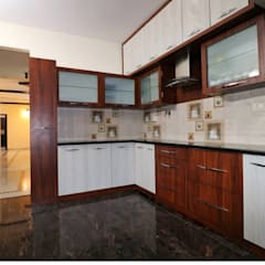 Kitchen units by Nxt Dream Interiors ,