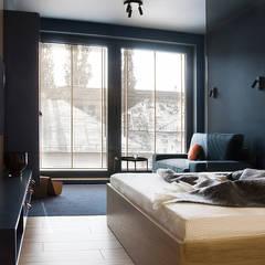 Apartament B. od TIKA DESIGN Nowoczesny