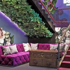 Stairs by Компания архитекторов Латышевых 'Мечты сбываются', Eclectic