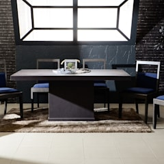 Dining room by Muebles Dico