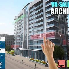 Yantram Design Studio di architetturaが手掛けた省エネ住宅, 和風