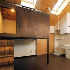 小臥室 by 一級建築士事務所 感共ラボの森