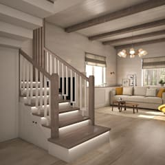 Stairs by Faktura, Scandinavian