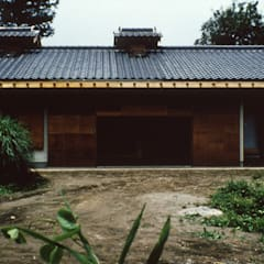 Country house by (株)独楽蔵 KOMAGURA,
