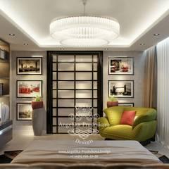 ห้องนอนเด็ก by Дизайн-студия элитных интерьеров Анжелики Прудниковой