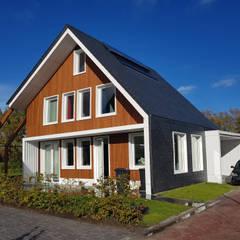 Duurzaam aadbevingbestendig wonen:  Villa door Zein Architecten Adviseurs