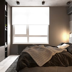 Bedroom by U-Style design studio,
