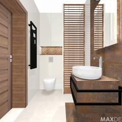 Baños de estilo  por MAXDESIGNER