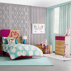 Girls Bedroom by Muebles Dico, Modern