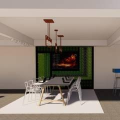 Office buildings by STUDIO GOMES arquitetura e urbanismo