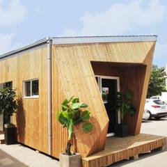 공간제작소 첫번째 설계사례: 공간제작소(주)의  목조 주택