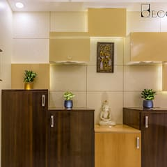 Interior Designers in HSR Layout Bangalore | Best Interior Design Firm HSR Layout | Decorpot:  Corridor & hallway by Decorpot