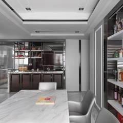 風雅:  餐廳 by 芬格空間事務所