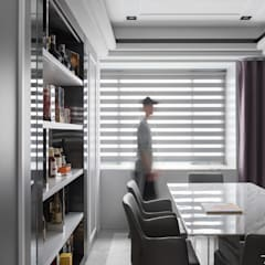 ร้านอาหาร by 芬格空間事務所