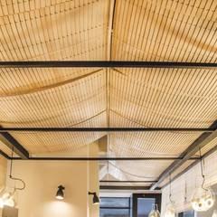 Piedra Papel Tijera Interiorismo의  레스토랑, 북유럽