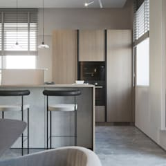 Kitchen units by Suiten7, Industrial