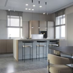 Kitchen units by Suiten7
