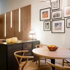 Comedores de estilo  por Piedra Papel Tijera Interiorismo