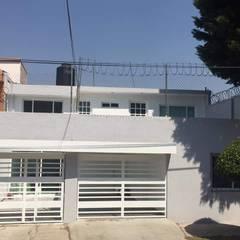 Multi-Family house by Bewarq Architec Studio, Classic Concrete