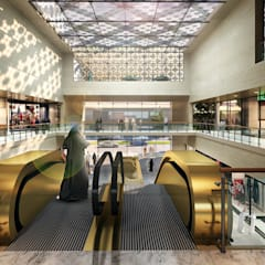 Shopping Centres by FHD Group