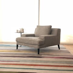 Comfortable seating by Just Interior Design Modern