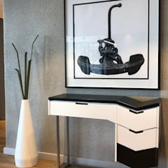 An entrance that wows by Just Interior Design Modern