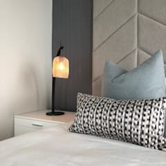 The master bedroom Modern style bedroom by Just Interior Design Modern