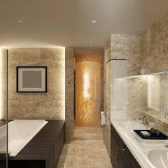41 Yapı Bodrum  – Project 3:  tarz Banyo