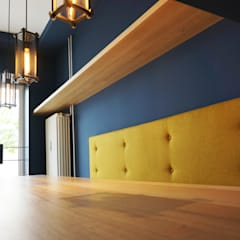 Office buildings by district8 GmbH Interior Architecture & Design