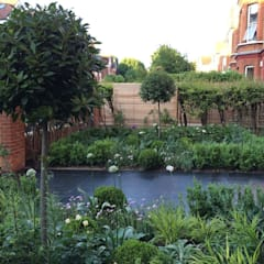 فناء أمامي تنفيذ Landscaper in London,