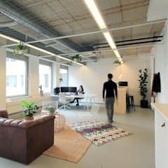 Offices & stores by Studio Morgen,