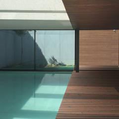 Garden Pool by MCSARQ