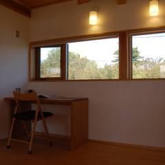 さくらの家: 田村建築設計工房が手掛けた子供部屋です。