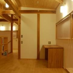 Projekty,  Pokój dziecięcy zaprojektowane przez 田村建築設計工房