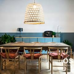 Dining room by osb reformas