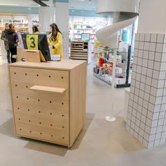 Commercial Spaces by Piedra Papel Tijera Interiorismo
