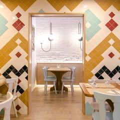 Nhà hàng by Piedra Papel Tijera Interiorismo