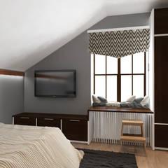 ห้องนอนเด็กชาย by Лана Веригина