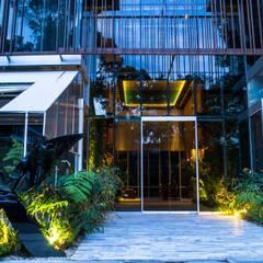 Diseño y Dotación . Hotel Bioxury. Bogota: Habitaciones de estilo  por De Stefano Disegno, Ecléctico
