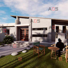 Cottage Design:  Houses by Abacus Design Studio
