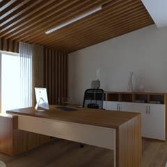 Study/office by Asya Yapı İçmimarlık