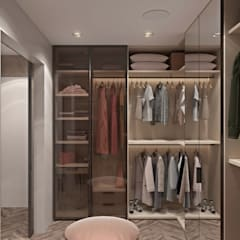 Dressing room by Fusion Dots,