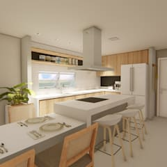 Kitchen units by Arktekto - Fernando Villwock
