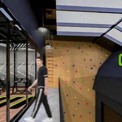 WOD 24: Oficinas y tiendas de estilo  por MURO 31 ESTUDIO