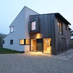 New Build Flats:  Detached home by Arthur Architects, Modern