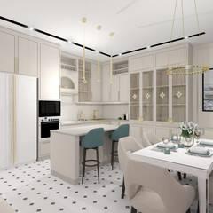 ครัวบิลท์อิน by ARTWAY центр профессиональных дизайнеров и строителей